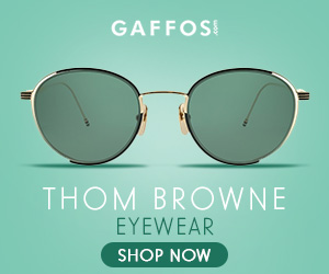 Earn 40 commission on Thom Browne Eyewear.