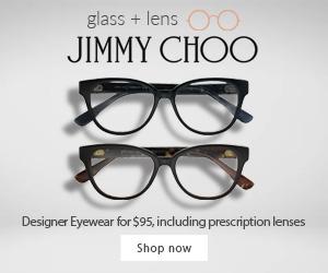 Designer Eyewear for $95