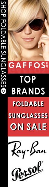 Foldable Sunglasses October -160x600
