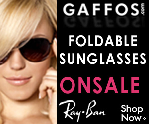 Foldable Sunglasses October -300x250