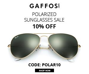 10% OFF All Polarized Sunglasses