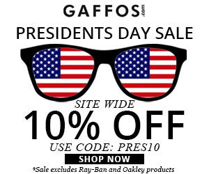 Presidents Day Sale. Use Code: PRES10 at Checkout and Get 10% OFF Site Wide