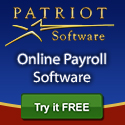 Try Patriot Software's Online Payroll Software Free