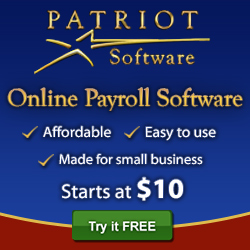 Try online payroll software free!