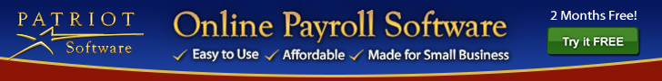 Online Payroll Software by Patriot Software