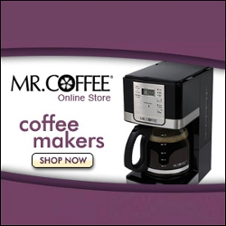Mr.Coffee counter top appliances and accessories