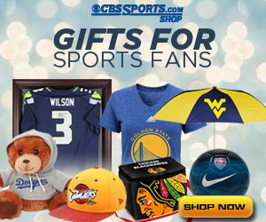 Shop for all your Holiday Gifts at CBS Sports Shop!