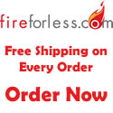 fireforless.com - Fireplace accessories, fireplaces, bbq, fire pit, chiminea, bbq, fountains, canopies, grates, tool sets, and more.