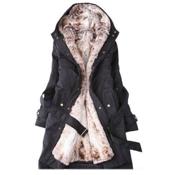 Jacket - detachable fur