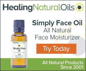 Simply Face Oil - Non-Greasy, Natural Face Moisturizer