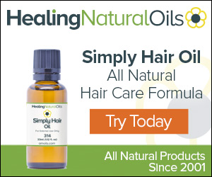 Simply Hair Oil - Rich, Non Greasy Hair Care Formula