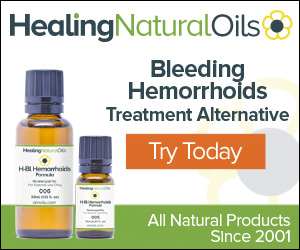 Treat Hemorrhoids & Bleeding Hemorrhoids Symptoms Naturally