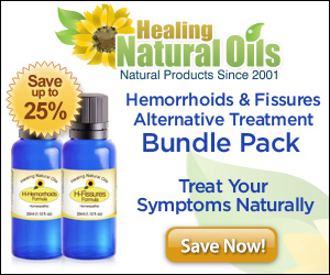 Save 25% with the Hemorrhoids and Fissures Bundle