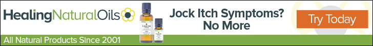 Treat Jock Itch Symptoms Safely & Naturally