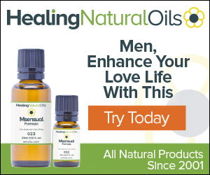 Male Performance Enhancement Product - The Natural Alternative