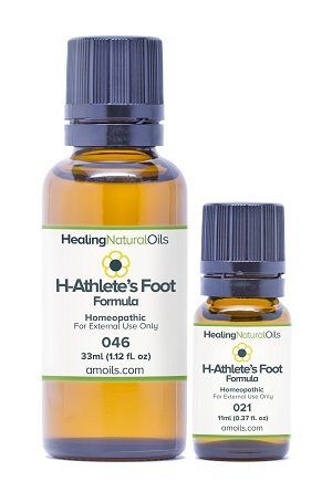 Essential Oil Product for Athlete's Foot Essential Oil Benefits