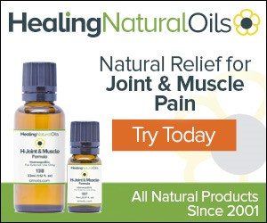 Natural relief from joint and muscle pain