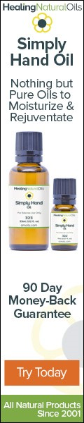 Simply Hand Oil -  Luxurious, Natural Hand Treatment