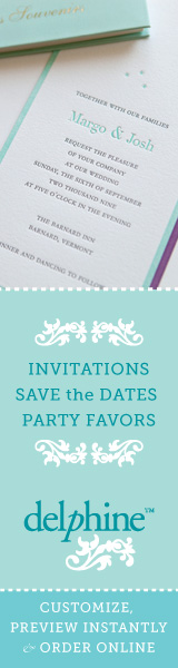 affordable letterpress wedding invitations; modern and vintage invitations, formal and traditional designs, invitation envelopes lots of colors