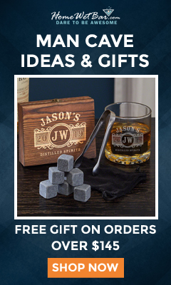 Man Cave Ideas & Gifts