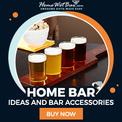 Home Bar Ideas and Bar Accessories