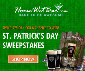 St Patrick's Day Sweepstakes