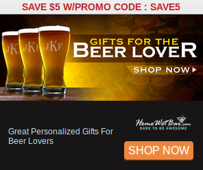 Pick up a beer gift and save!