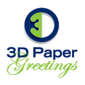 3D Paper Greetings