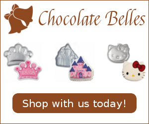 Chocolate Belles - Cake Pans by Wilton