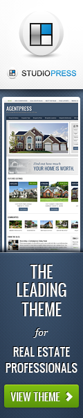 AgentPress - The Leading WordPress Theme for Real Estate Professionals