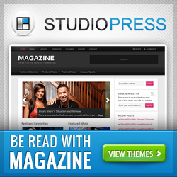 Magazine Child Theme - A sleek theme to frame your cutting-edge content