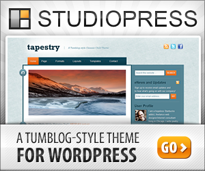 Tapestry Theme for WordPress