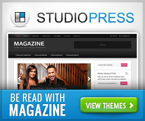 Magazine Child Theme - A sleek theme to frame your cutting-edge content