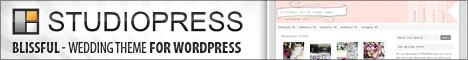 Blissful Theme - Wedding Theme for WordPress
