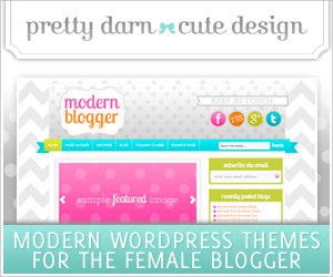 Modern Blogger WordPress Theme