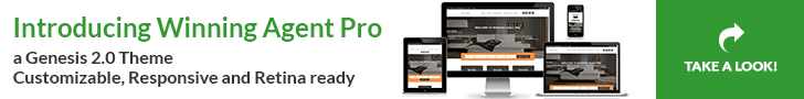 StudioPress Premium WordPress Themes: Winning Agent Pro Theme