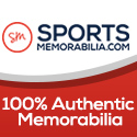 Fat Tuesday Savings - Up to an Additional 20% Off Outlet Items at SportsMemorabilia.com