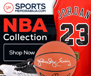 Shop for Thousands of Authentic Autographed NBA Collectibles at SportsMemorabilia.com