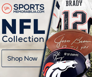 Shop for Thousands of Authentic Autographed NFL Collectibles at SportsMemorabilia.com