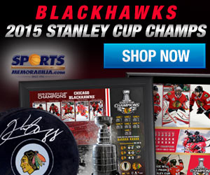 Shop for Chicago Blackhawks 2015 Western Conference Champs Collectibles & Memorabilia
