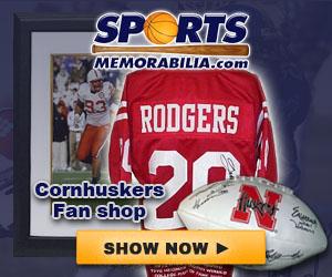 Shop for Authentic Autographed Cornhuskers Collectibles at SportsMemorabilia.com