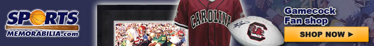 Shop for Authentic Autographed Gamecocks Collectibles at SportsMemorabilia.com