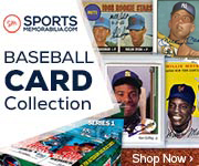 Shop for thousands of autographed baseball cards, packs and sets at SportsMemorabilia.com. Rare and vintage cards available!