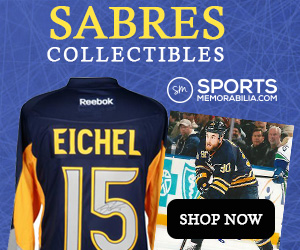 Shop for Authentic Autographed Sabres Collectibles at SportsMemorabilia.com