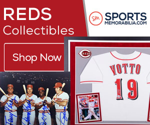 Shop for Authentic Autographed Cincinnati Reds Collectibles at SportsMemorabilia.com