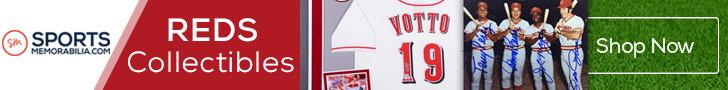 Shop for Authentic Autographed Cincinnati Reds Collectibles at SportsMemorabilia.com
