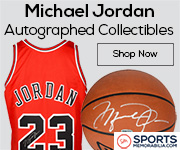 Shop for Autographed Michael Jordan Collectibles at SportsMemorabilia.com