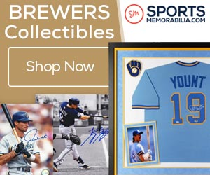 Shop for Authentic Autographed Milwaukee Brewers Collectibles at SportsMemorabilia.com