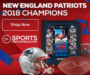Shop for Authentic Autographed New England Patriots Super Bowl 53 Champs Collectibles at SportsMemorabilia.com