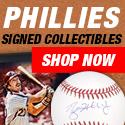 Shop for Authentic Autographed Philadelphia Phillies Collectibles at SportsMemorabilia.com